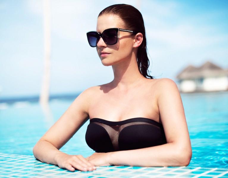 calzedonia bikini mesh black schwarz mister spex sonnenbrille jimmy choo