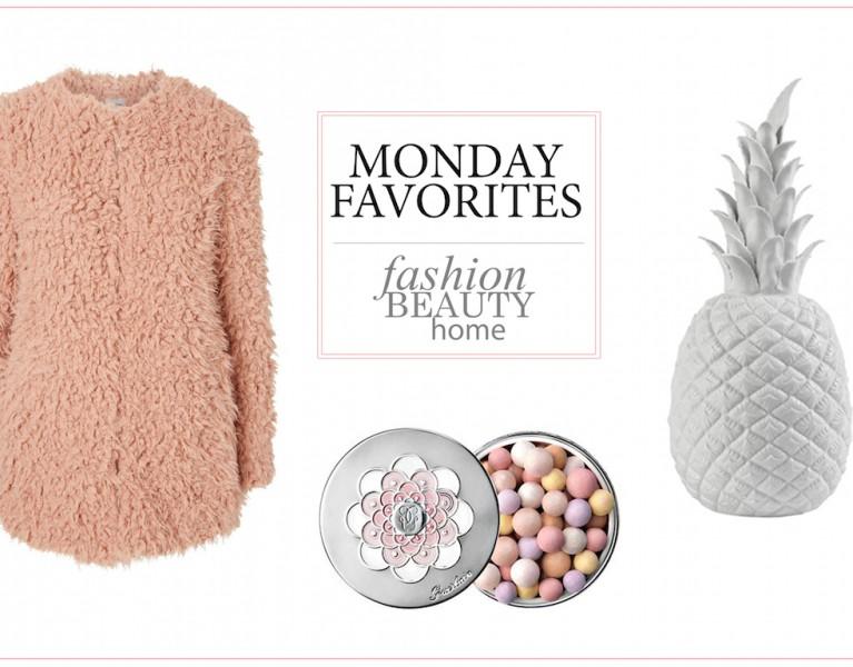 monday favorites style junction benefit porcelain ananas fashion blog münchen