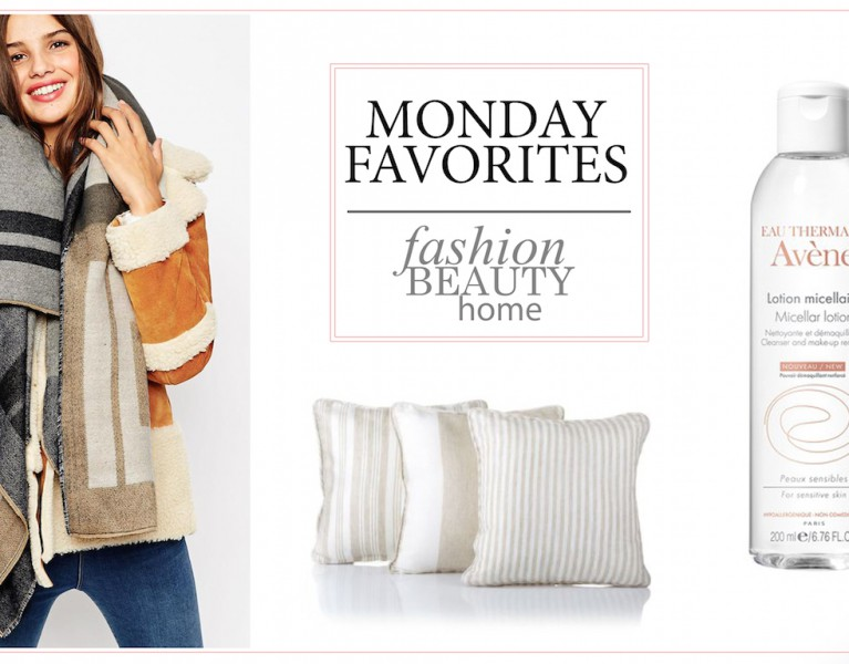 monday favorites make up remover pillows winter warmer fashion blog münchen stylejunction