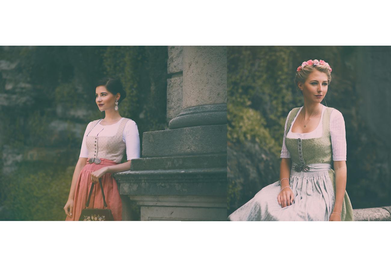 ludwig Therese Gottseidank dirndl fashion blog München Tracht