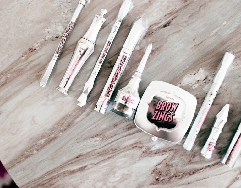 benefit brow collection review erfahrungen ka brow precisely goof proof gimme brow