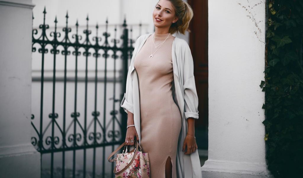 gucci bamboo mini kim kardashian dress fashion blog münchen