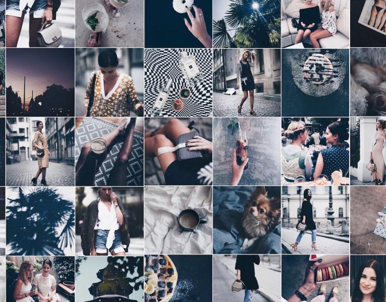 apps Instagram bearbeiten schöner Instagram feed