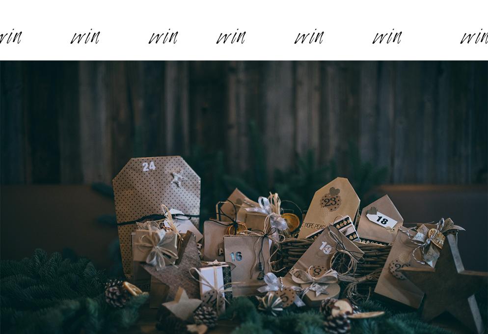 yves Rocher weihnachten Occam deli adventskalender basteln