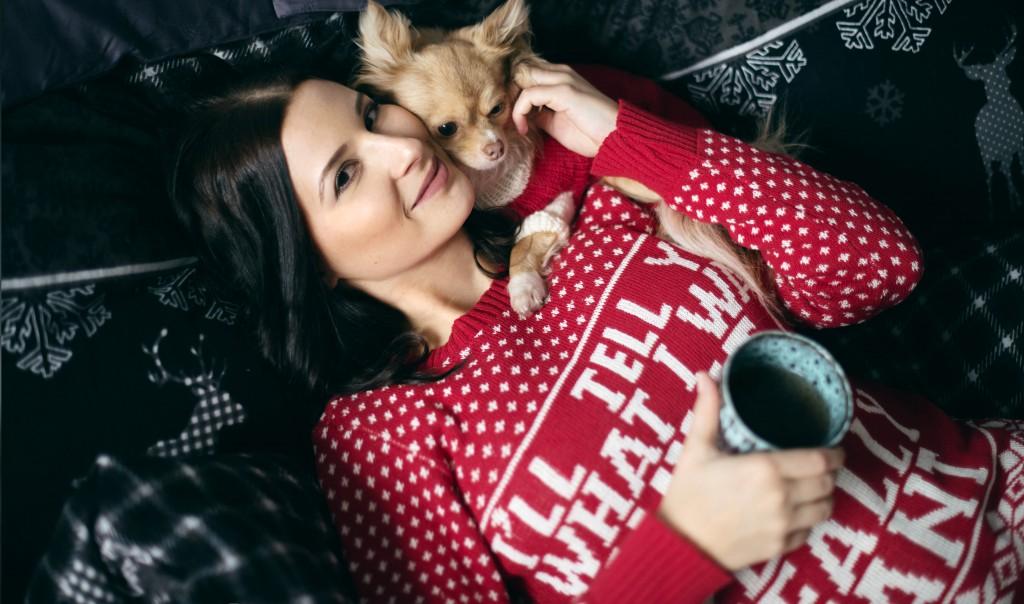 weihnachtspullover fashion blog München