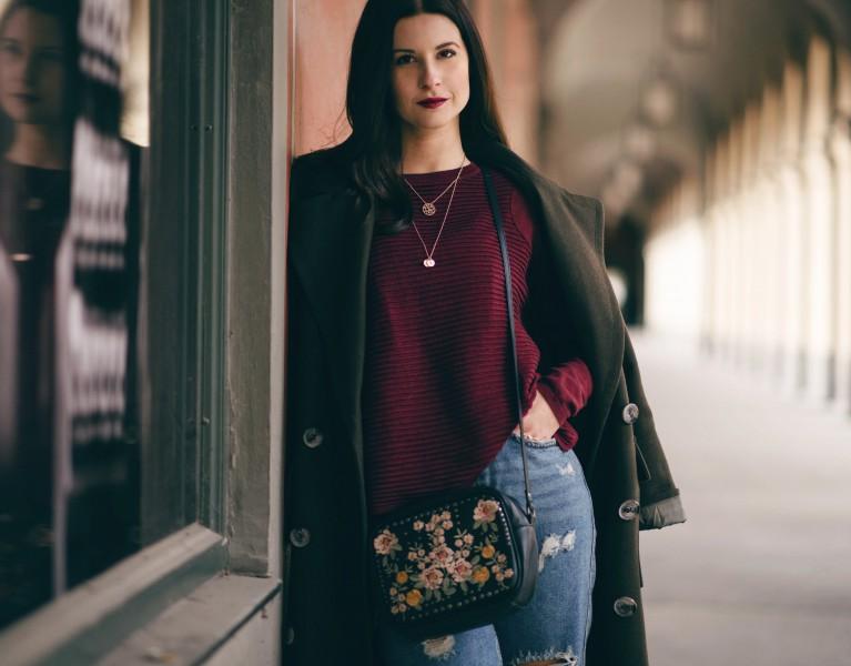 asos blumen tasche mom jeans jane konig fashion blog münchen