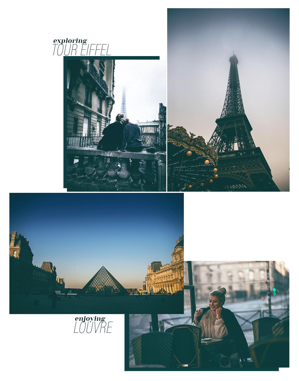 Eiffel Turm Aussicht Paris Travel Blogger Geheim Tipps Louvre stylejunction