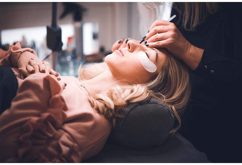 treatwell test Erfahrungen Wimpern Extensions beauty blog München