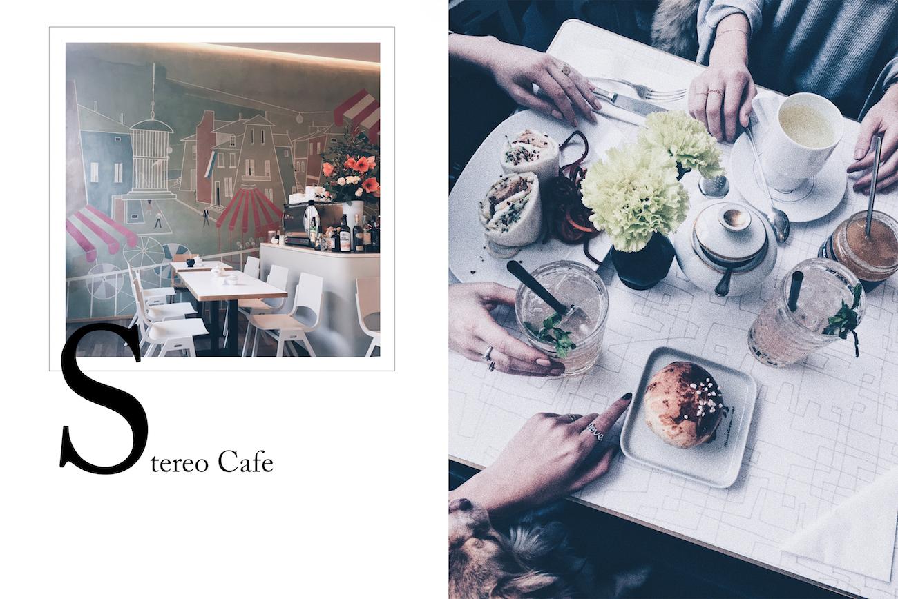 Stereo cafe München Erfahrungen gut frühstücken cafe guide lifestyle blog München
