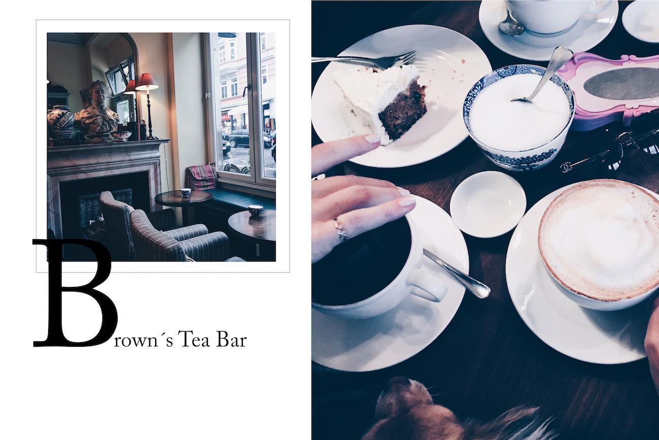 browns tea bar München Erfahrungen gut frühstücken cafe guide lifestyle blog München