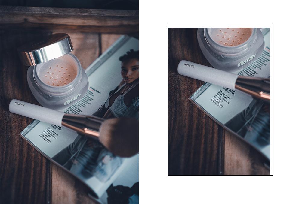 la mer transparentes puder Erfahrungen beauty blog münchen