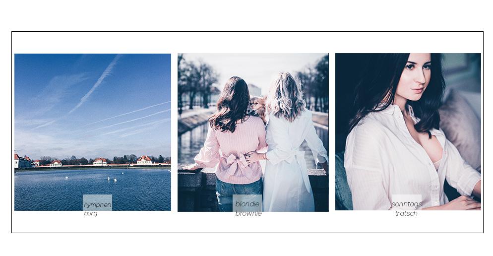 schloss nymphenburg Inspiration sonntagstratsch lifestyle blog München