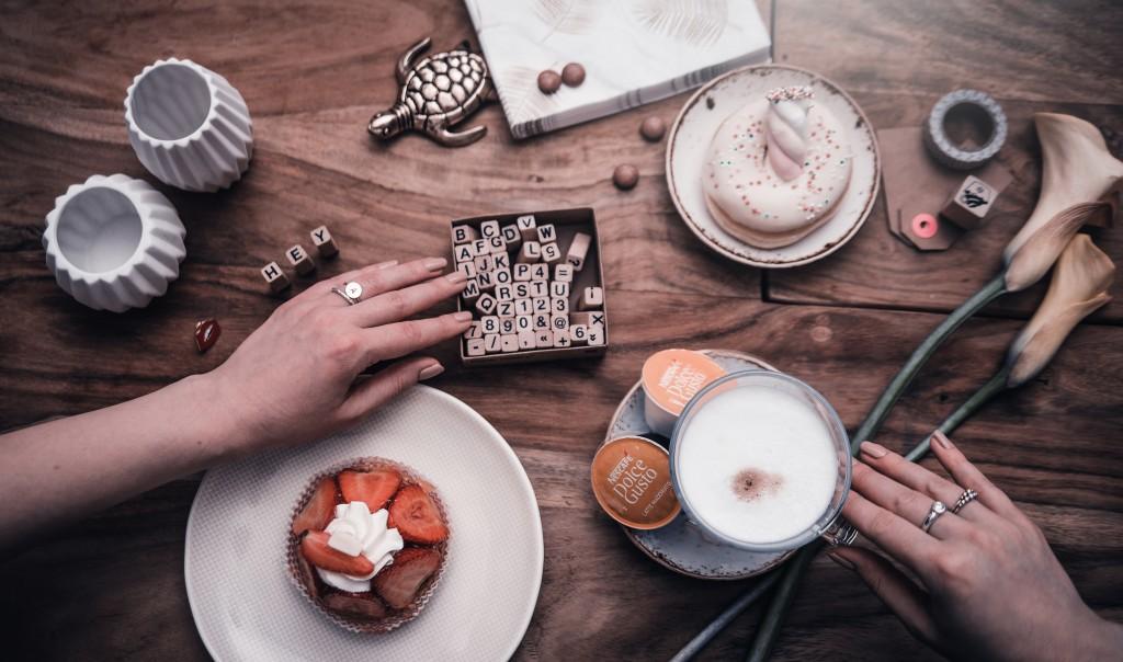 nescafe dolce gusto coffee table dekorieren Erfahrungen Frankfurt lifestyle blog München