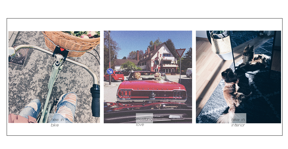 oldtimer mustang dirndl cocovero lifestyle blog münchen