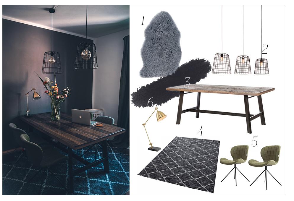 workroom Inspiration Arbeitszimmer kleiner Raum gestalten lifestyle blog münchen