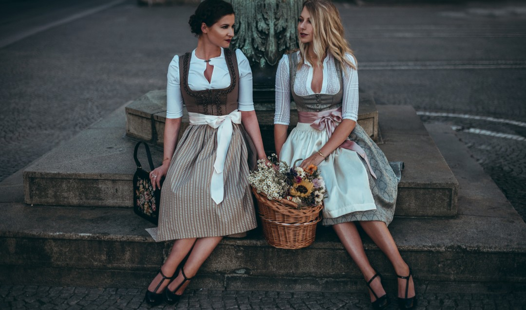dirndl time with ludwig therese stylejunction. Black Bedroom Furniture Sets. Home Design Ideas
