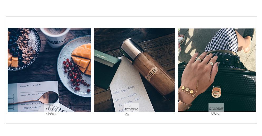 la mer öl Erfahrungen jane kong armbänder fashion blog münchen
