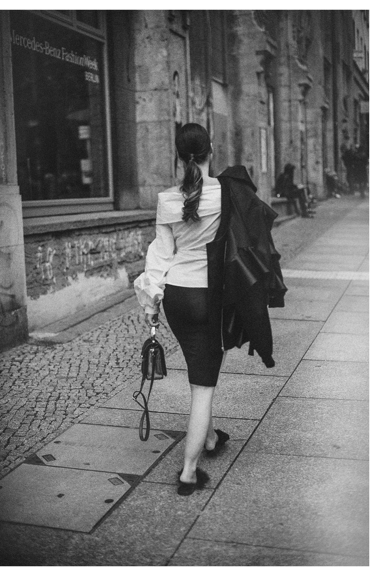aigner genoveva fashion week look berlin puma rock