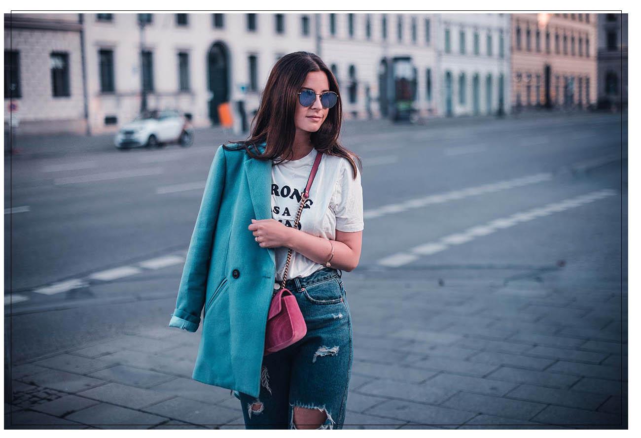 gucci marmont velvet raspberry angezogen fashion blog münchen