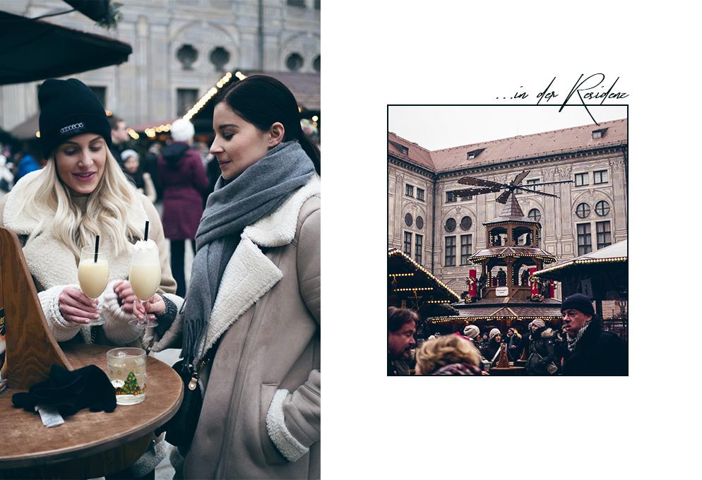 Weihnachtsmarkt Residenz München Erfahrungen lifestyle blog München