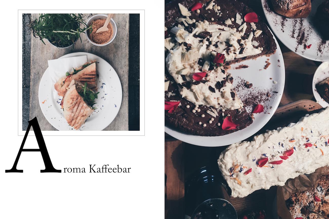Aroma kaffeebar München Erfahrungen gut frühstücken cafe guide lifestyle blog München