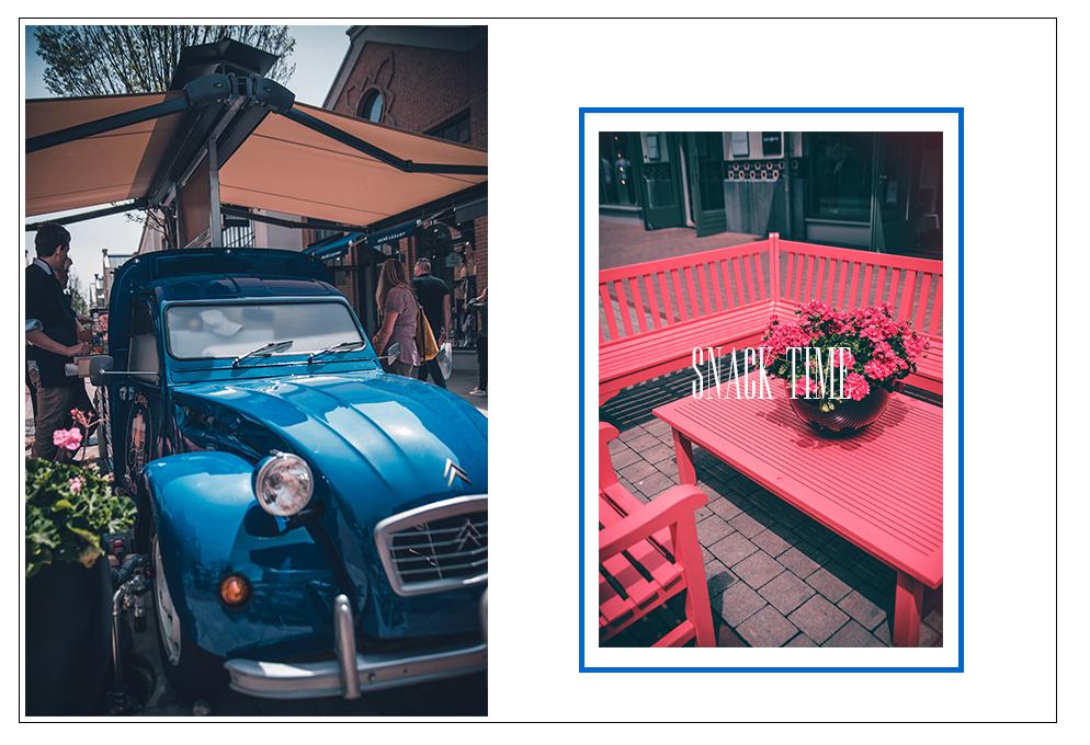 Kunst im Ingolstadt village nikki nibbles ateliers empfangshalle lifestyle blog münchen