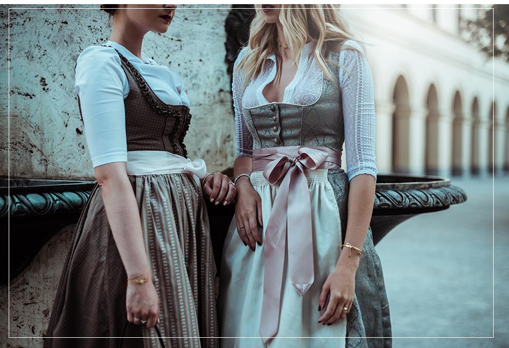ludwig Therese Dirndl Tracht Erfahrungen Kollektion fashion blog München